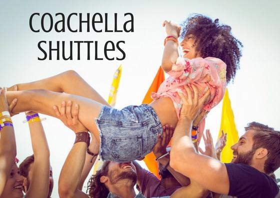 Coachella Shuttle Services
