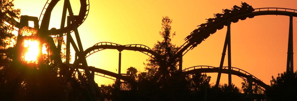 Amusement Park Shuttles