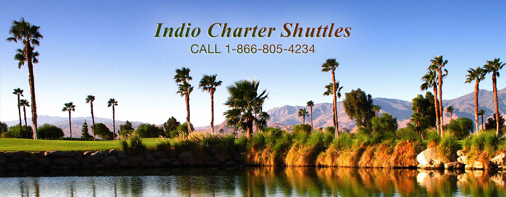 Indio & Palm springs Shuttle Services