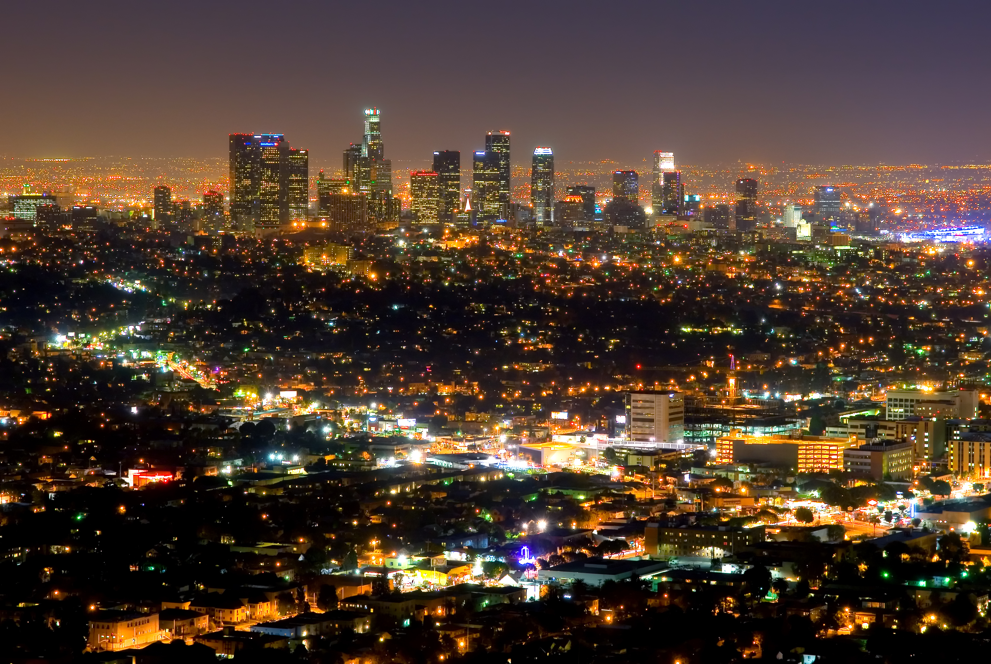 How to spend Christmas in LA